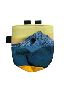 Glacier Peak Chalk Bag