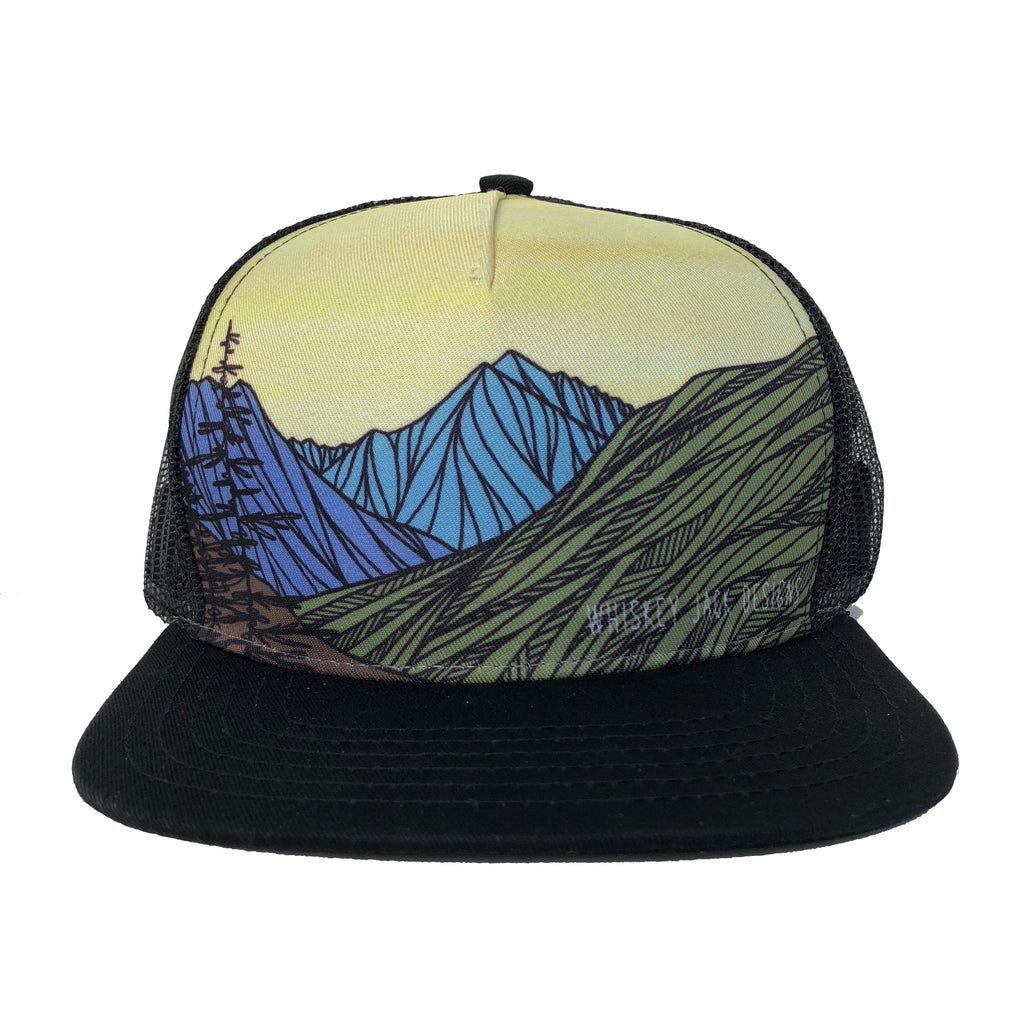 Icicle Canyon Hat