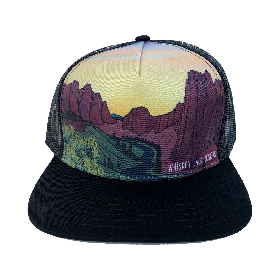 Smith Rock Hat