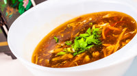 Hot and Sour Soup by Suzy Cui
