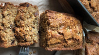 Low Calorie - Nutrient Dense Pumpkin Loaf