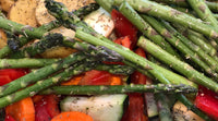 Simply Delicious Grilled Vegetables