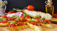 Recipe⎮Bruschetta