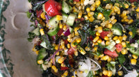 Recipe⎮Kale Corn Salad