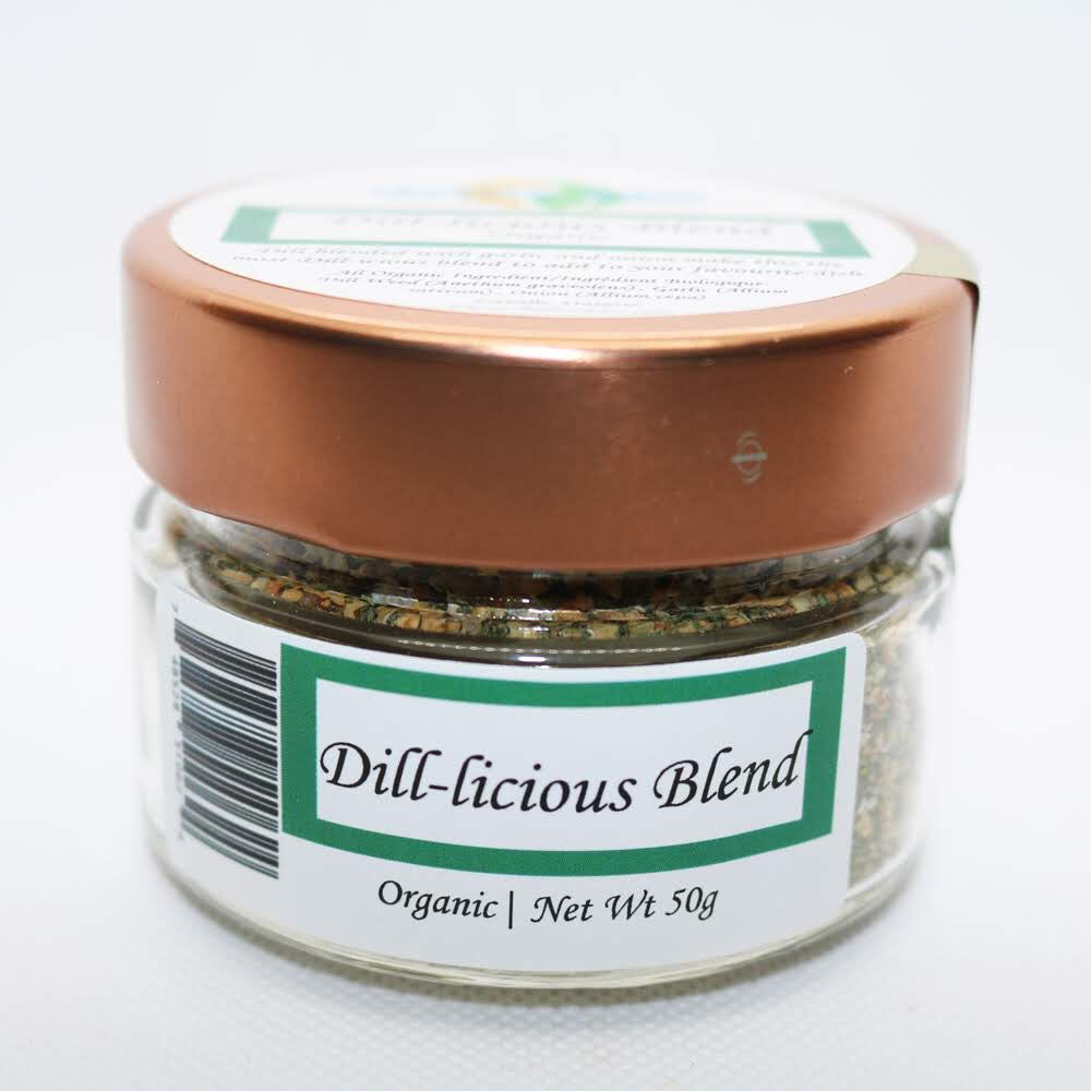 Dill-licous Blend | Organic Spices | Chalice Spice