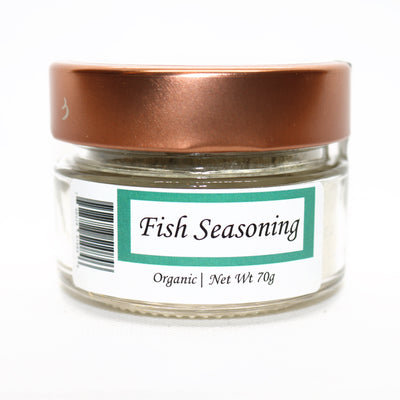 Chalice Spice Organic Fish Seasoning