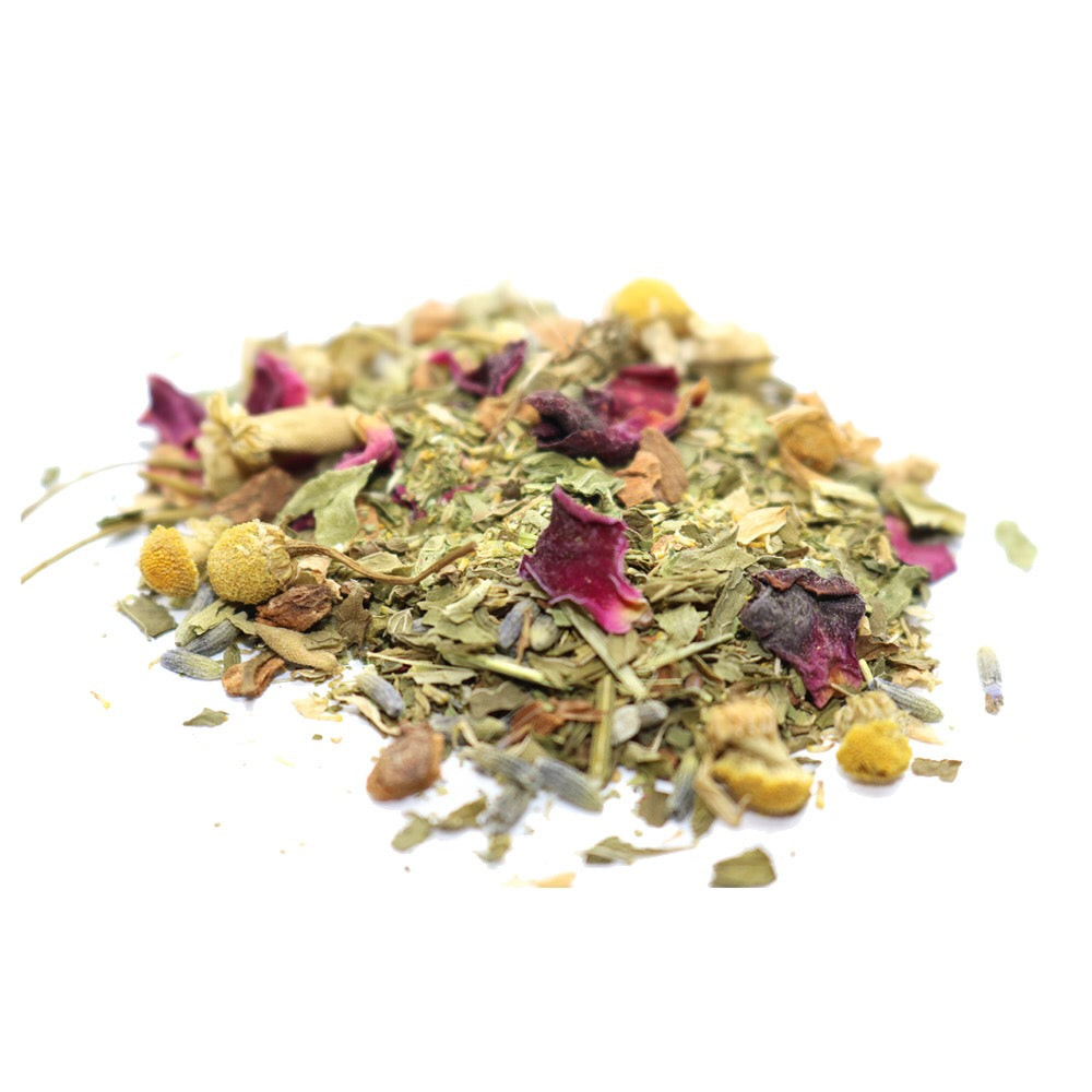 Peaceful Bliss | Organic Loose Leaf Teas | Chalice Spice