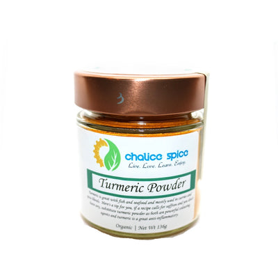 Turmeric Powder | Organic Spices | Chalice Spice