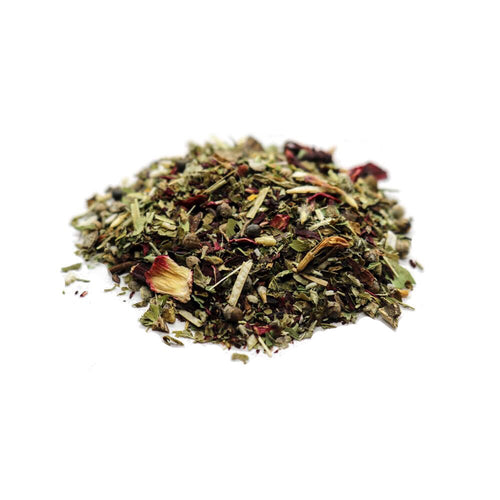 Flash Be Gone Organic Herbal Tea | Chalice Spice