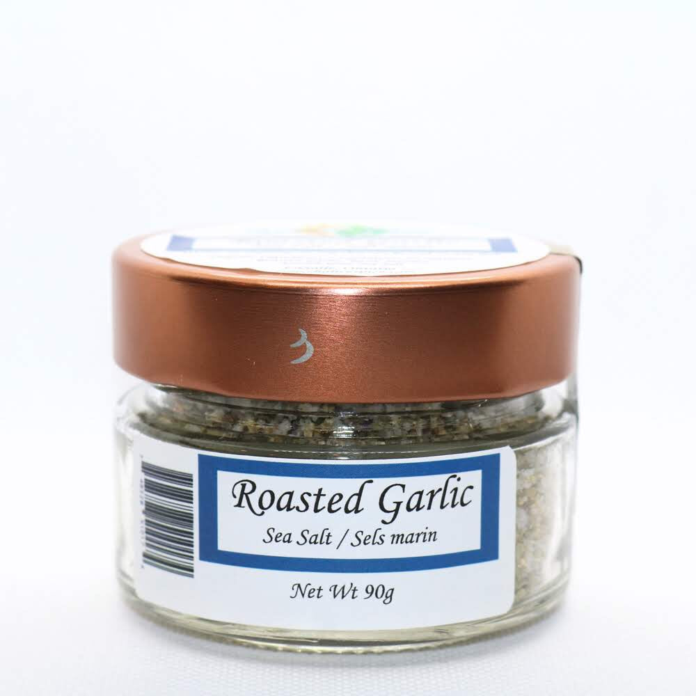 Roasted Garlic | Gourmet Sea Salts | Chalice Spice