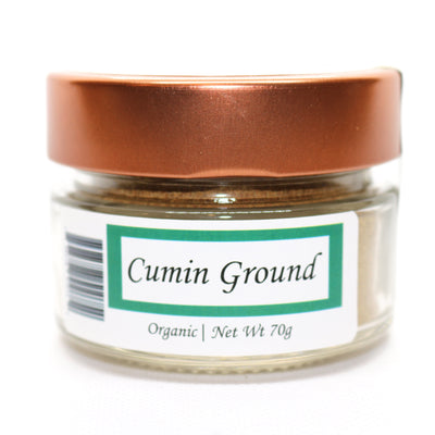 Chalice Spice Organic Cumin Ground