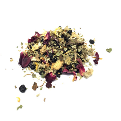 Chalice Spice Breathe Organic Herbal Tea Loose Leaf