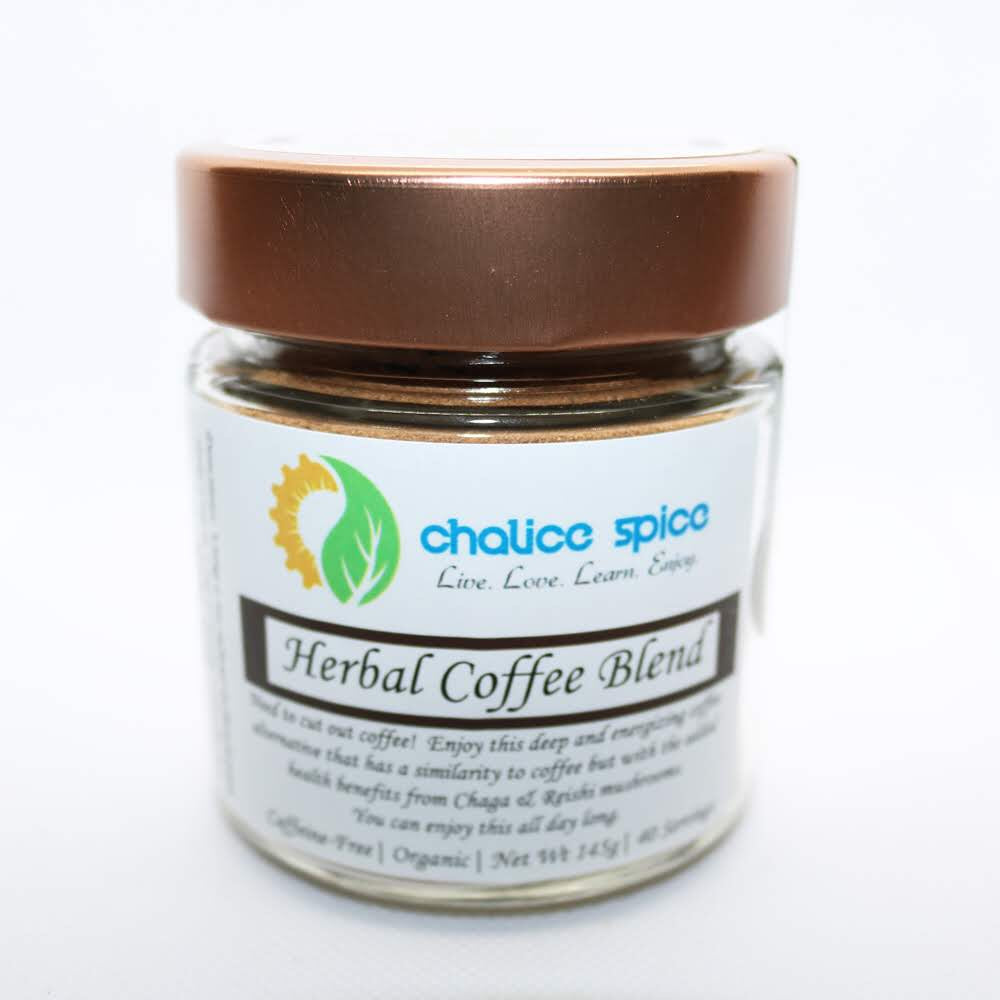 Organic Herbal Coffee Blend | Chalice Spice