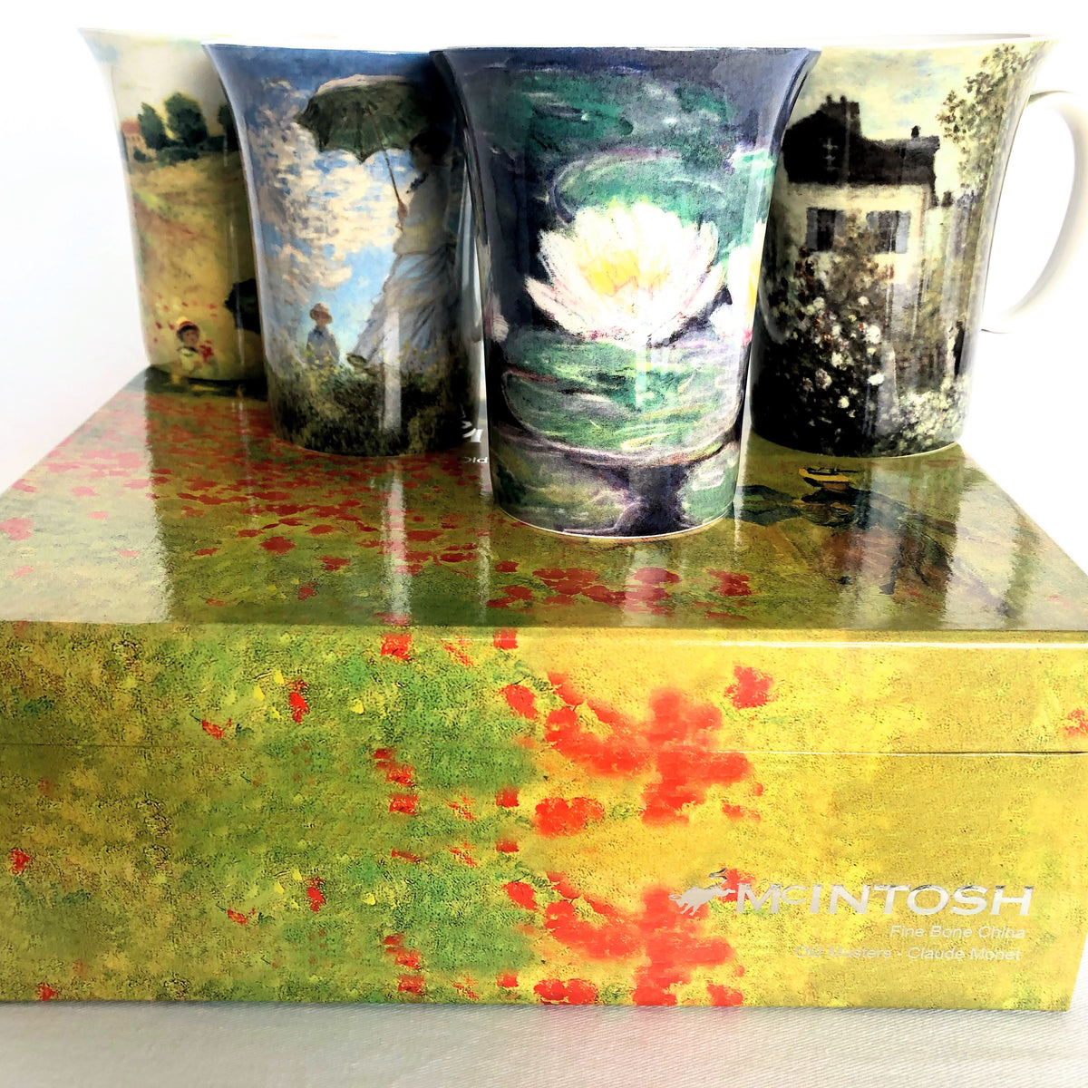 Tea Cup Gift Set of 4