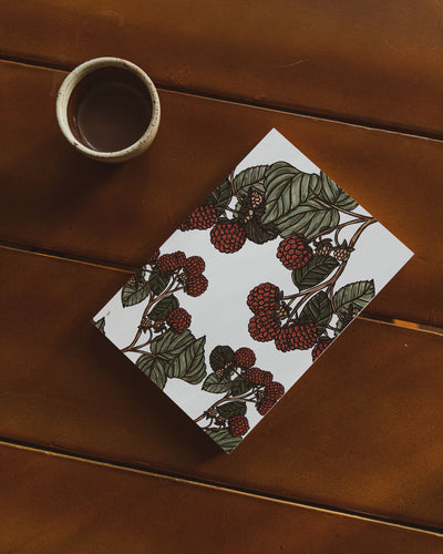 Very Berry Notebook