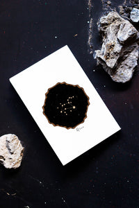 Leo Constellation Notebook