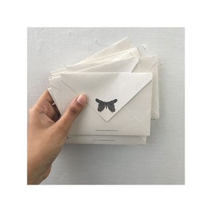 Illustrated Envelopes - Pack of six