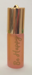 """Be Happy"" Essential Oil Roller Mini"