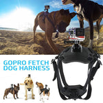 Dog GoPro Strap with Mounts