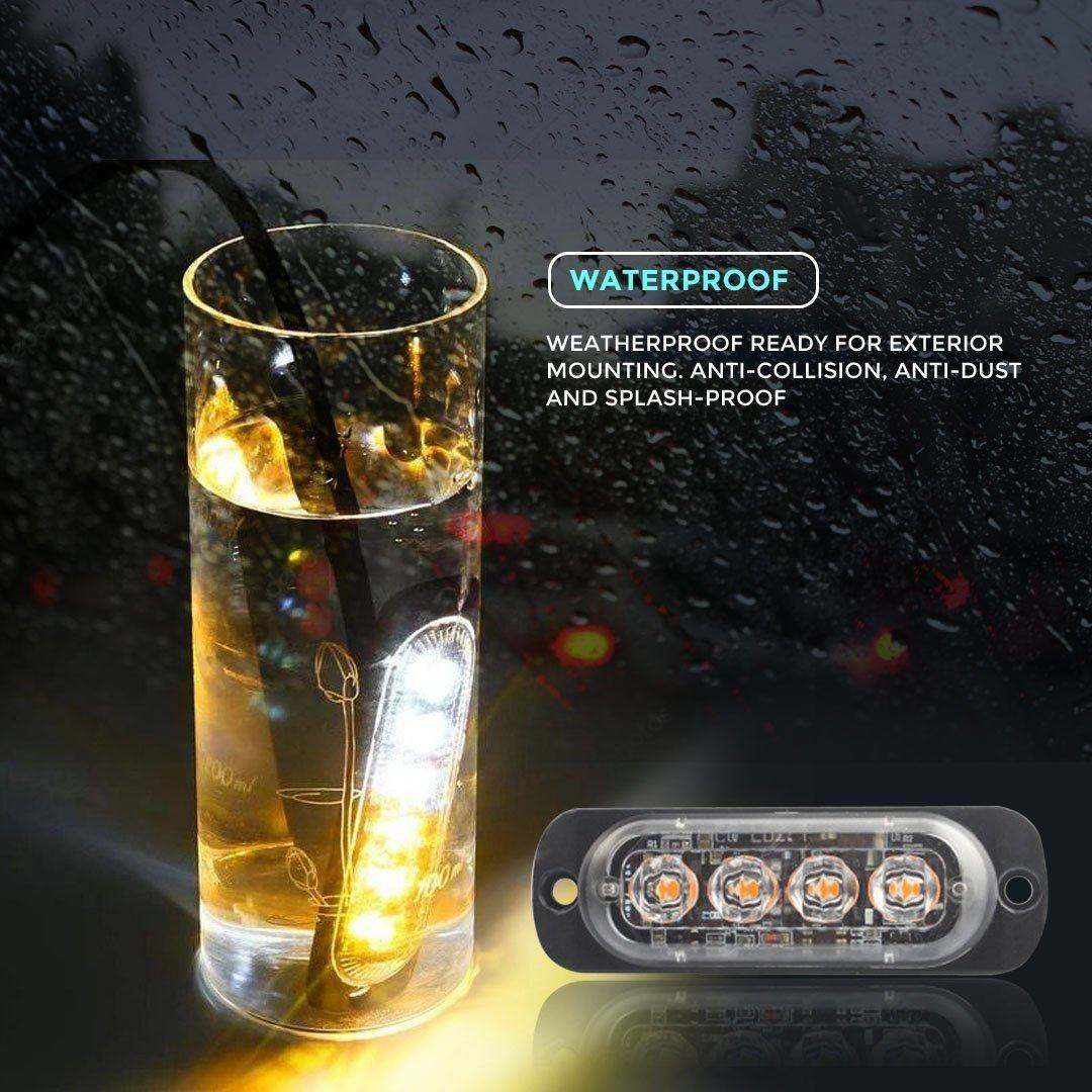 Car Strobe Flash Light