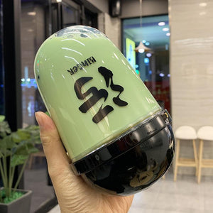Funny Bubble Tea Illusion Cup