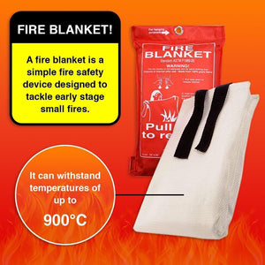 Safety Fire Blanket
