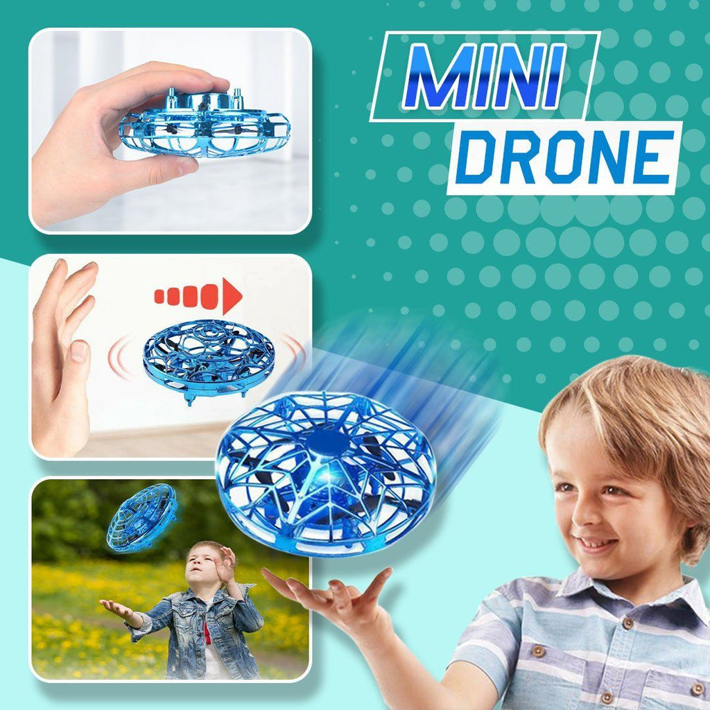 Infrared Induction Mini Drone