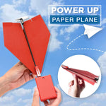 Power Up Paper Plane