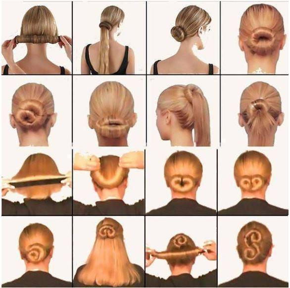 Magic DIY Hair Bun Maker