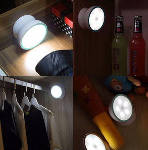 Wireless Motion Sensor LED Light