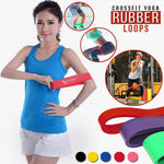 Crossfit Yoga Rubber Loops