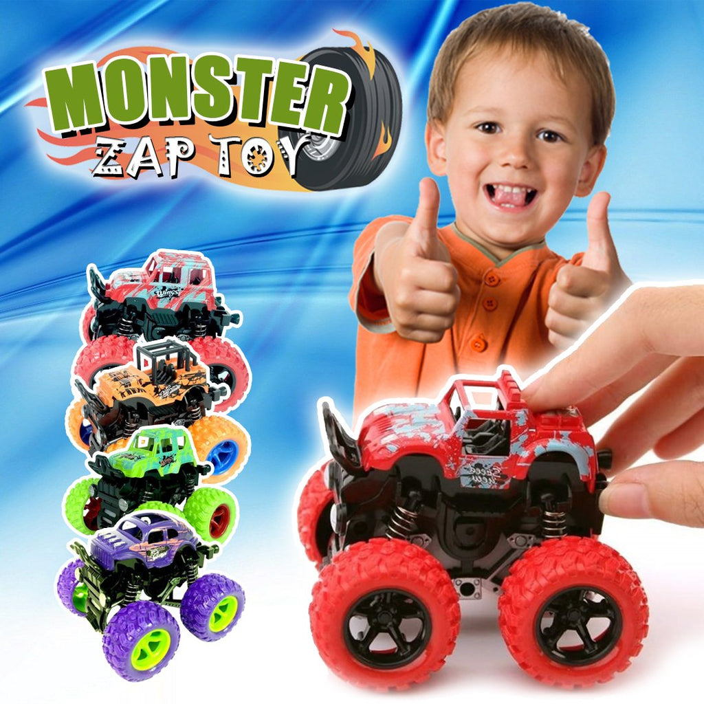 Monster Zap Toy Car