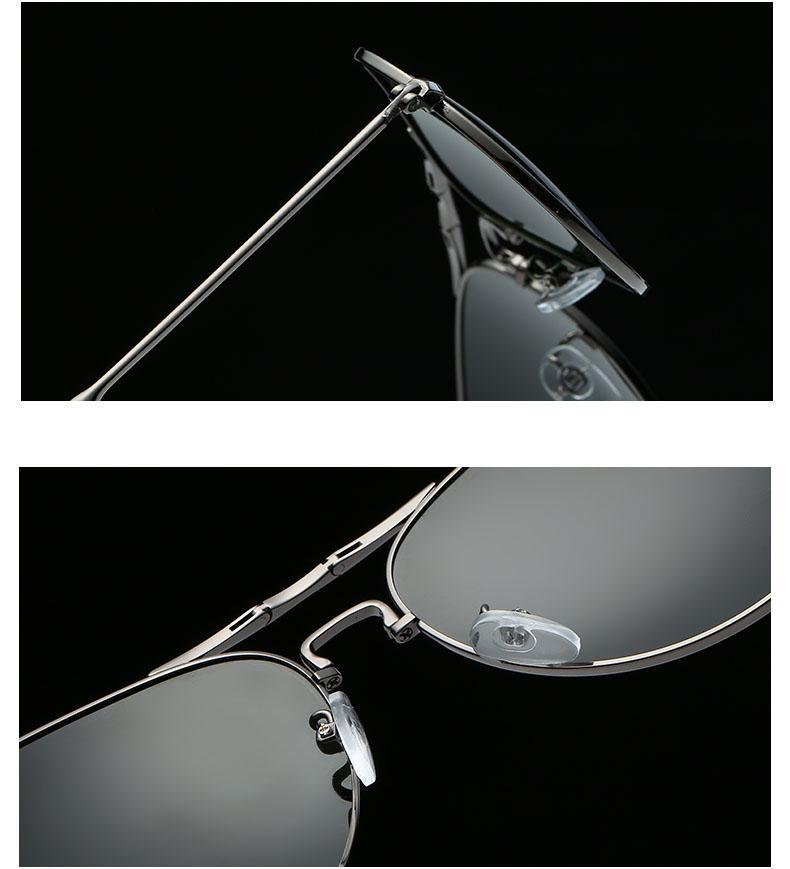 Premium Foldable Polarized Pocket Sunglasses