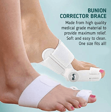 180?ø Adjustable Bunion Corrector