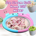 INSTCHEF Ice Cream Roll Maker