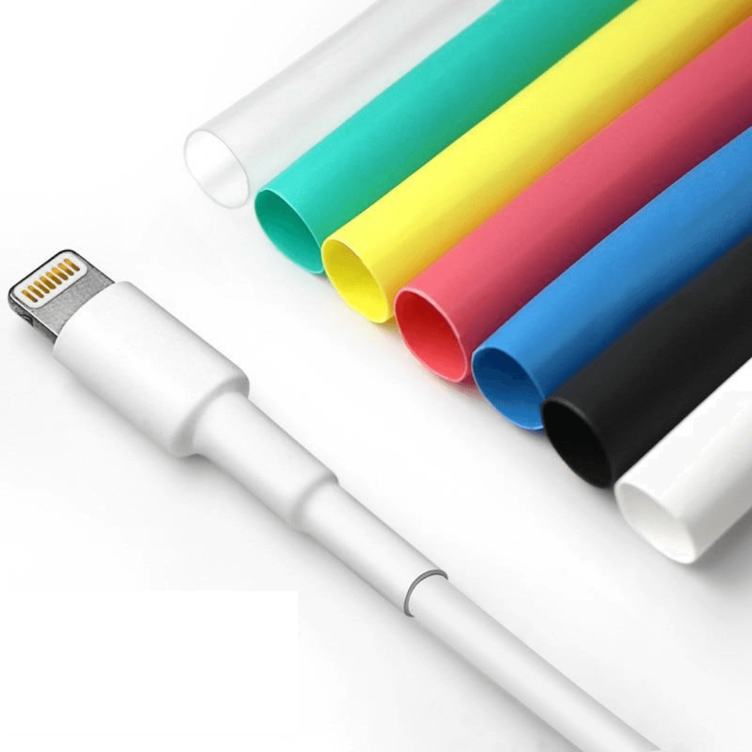 Lightning Cable Strengthening Protector - 5pcs Set