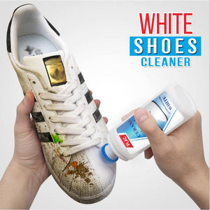 Professional White Shoe Cleaner