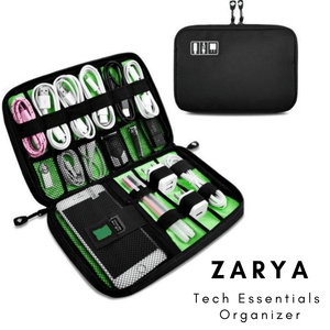 ZARYA Tech Essentials Organizer