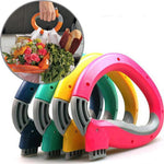 Ergonomic Shopping Bag Carrier