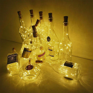 Gorgeous Wine Bottle LED Light