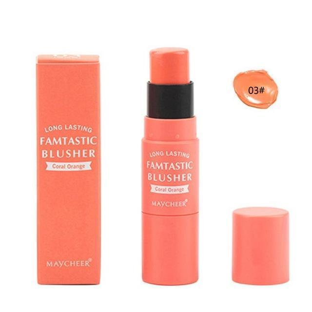 Fade Proof Double-headed Beauty Blush Stick