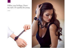 Luxury Water-resistant Magnetic Strap Starry Sky Watch