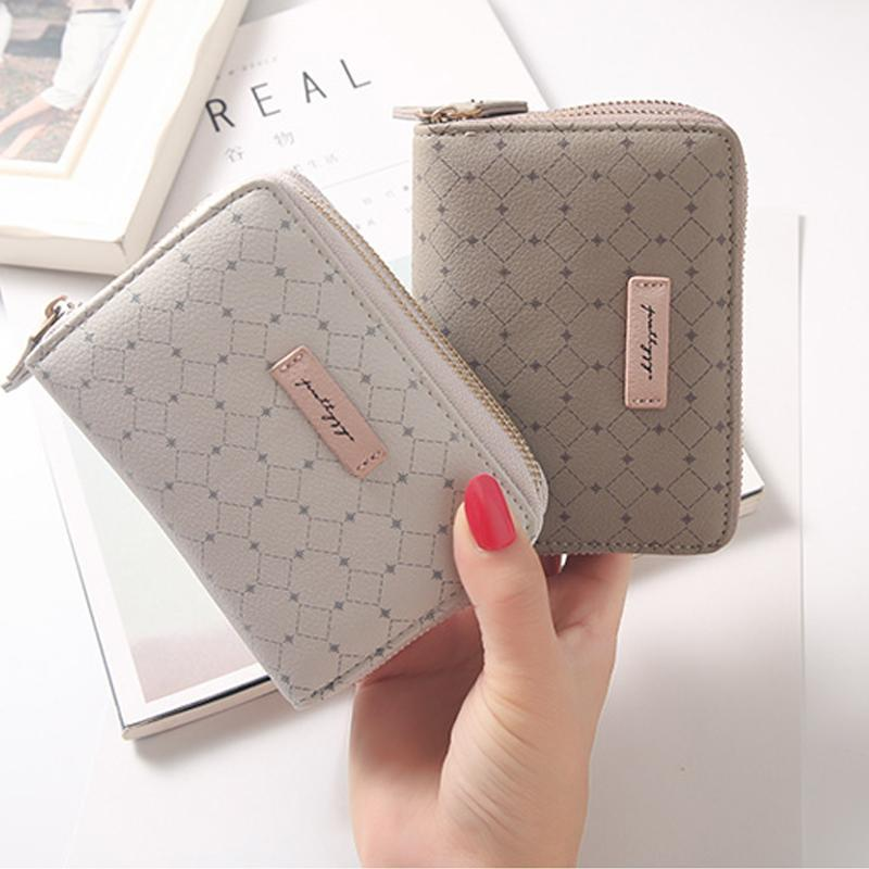 Premium Leather Women wallet with Key Case