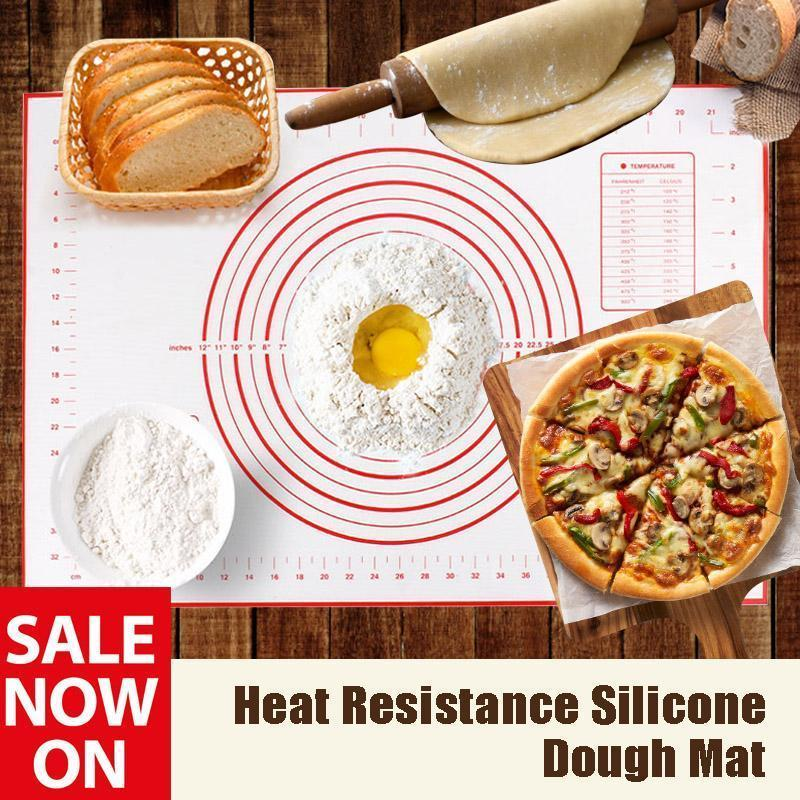 Heat Resistance Silicone Dough Mat