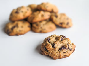 Chocolate Chirp Cookies