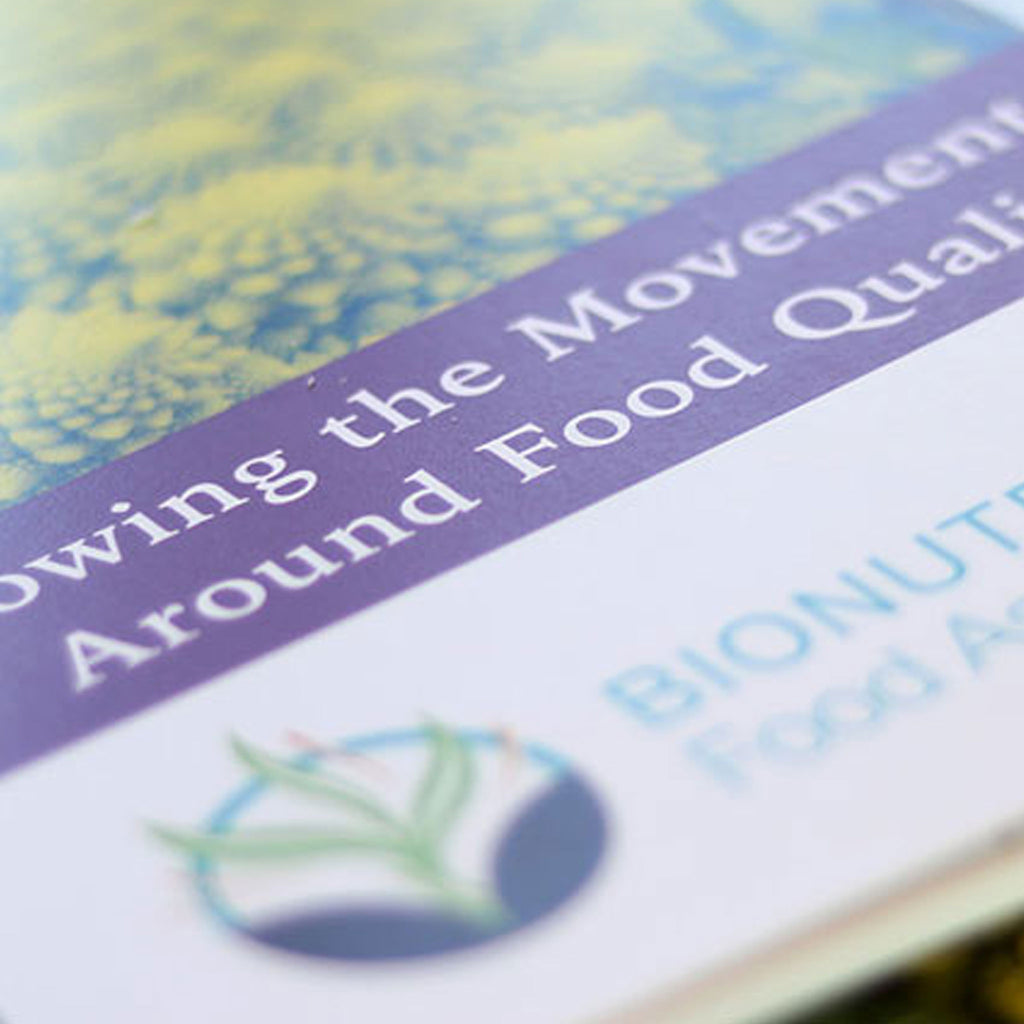 Bionutrient Food Association Soil and Nutrition Conference
