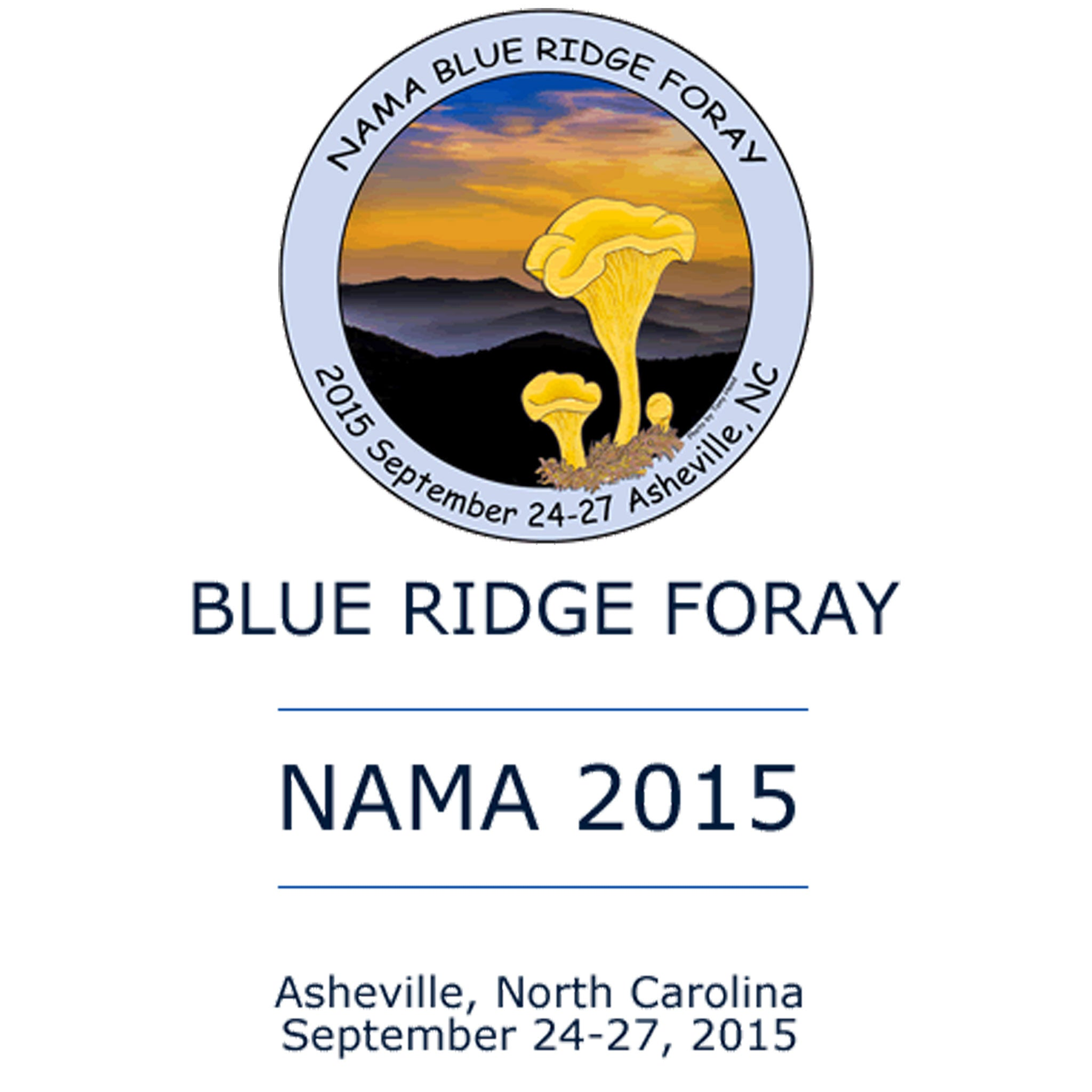 NAMA Blue Ridge Foray