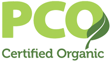 certified organic by PCO