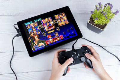Use Your Raspberry Pi Display to Play Games