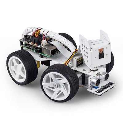 SunFounder Picar-X - Smart Robot Car Kit for Raspberry Pi